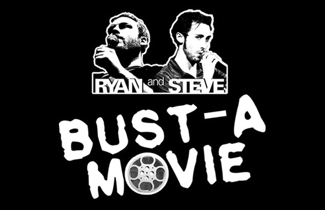 after taking on such illustrious flops like glitter battlefield earth and showgirls ryan hill and steve bost are back with a new bust a movie format