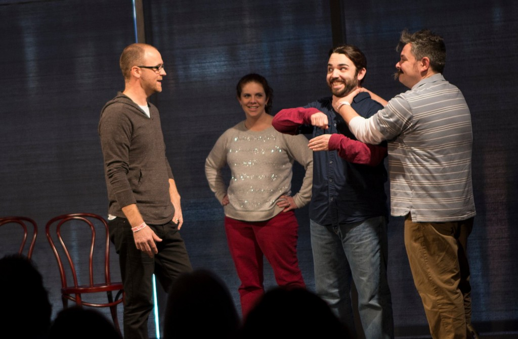 SteelStacks Improv Comedy Festival