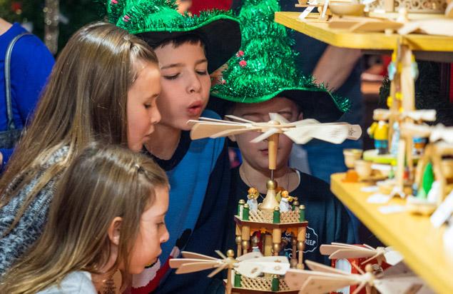 Univest Bank Hours Christmas 2020 UNIVEST OFFERING FREE KIDS' ADMISSION AT CHRISTKINDLMARKT THIS