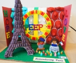 Kindergarten-2nd Grade: 1st place: Remembering Paris