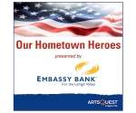 Our Hometown Heroes presented by Embassy Bank